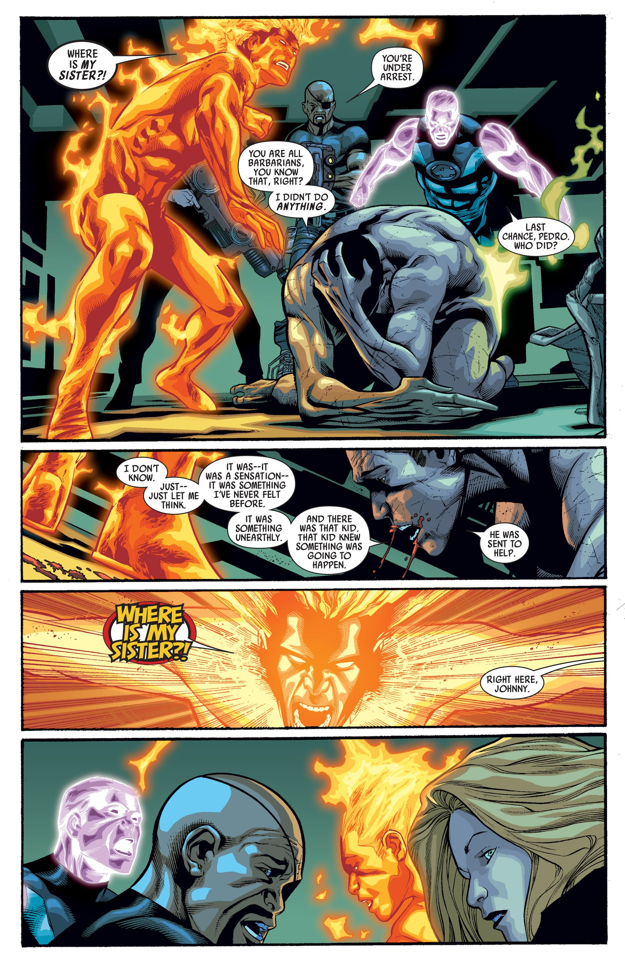 Read online Ultimate Comics Doomsday comic -  Issue # Full - 162