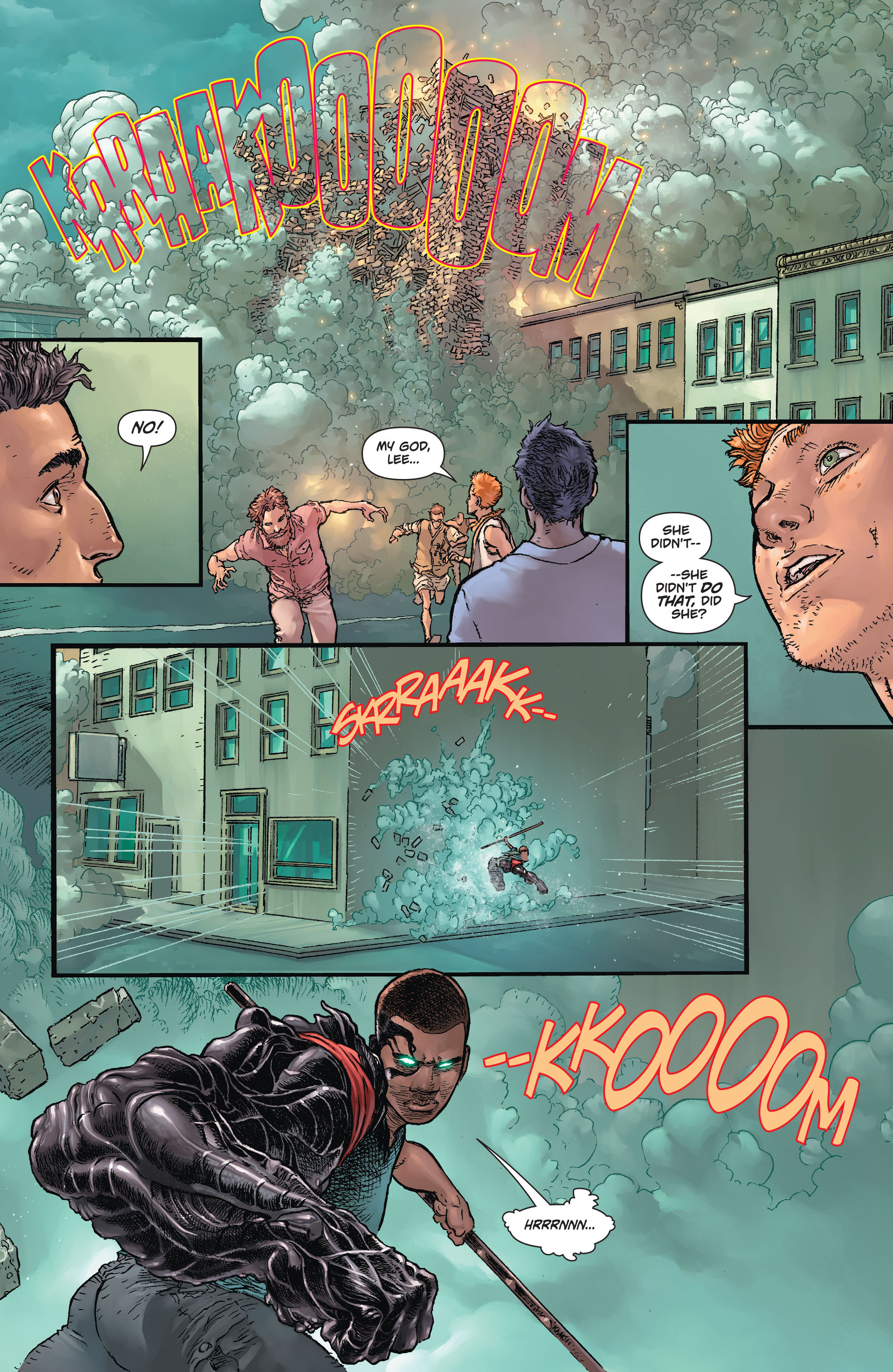 Read online Action Comics (2011) comic -  Issue #44 - 15