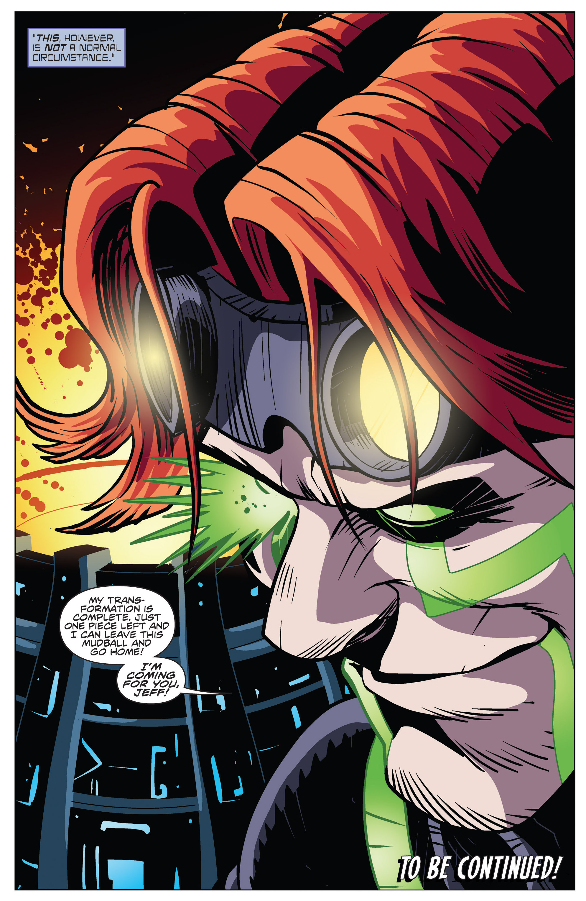Read online Actionverse comic -  Issue #4 - 24