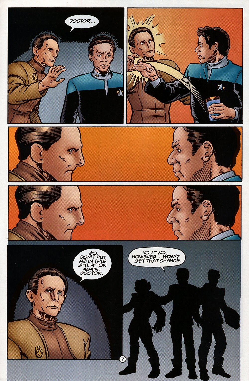 Read online Star Trek: Deep Space Nine (1993) comic -  Issue # _Special 1 - 32
