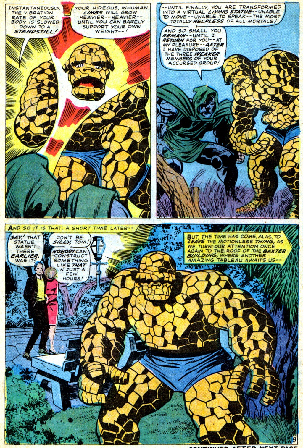 Marvel Triple Action (1972) issue 2 - Page 10