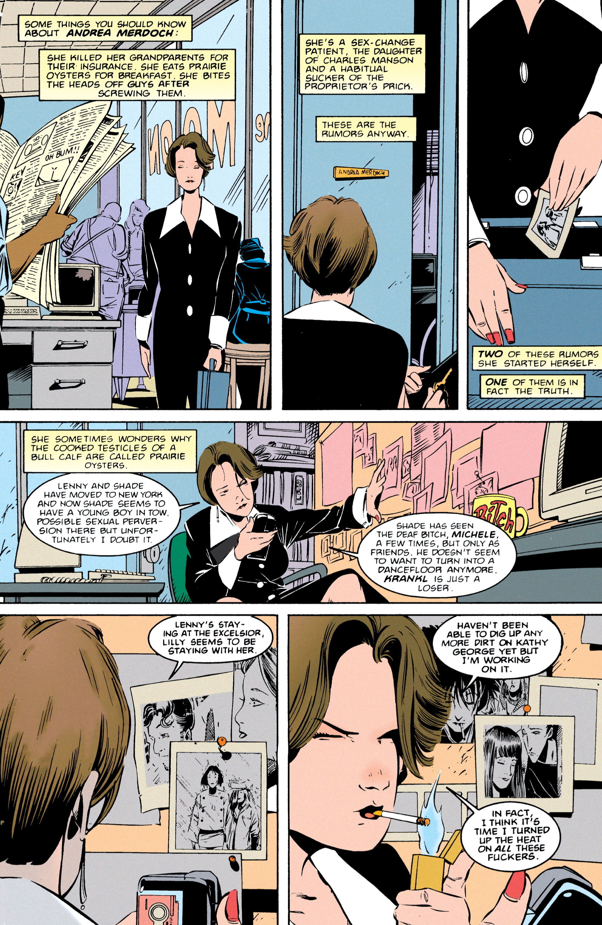 Read online Shade, the Changing Man comic -  Issue #55 - 13
