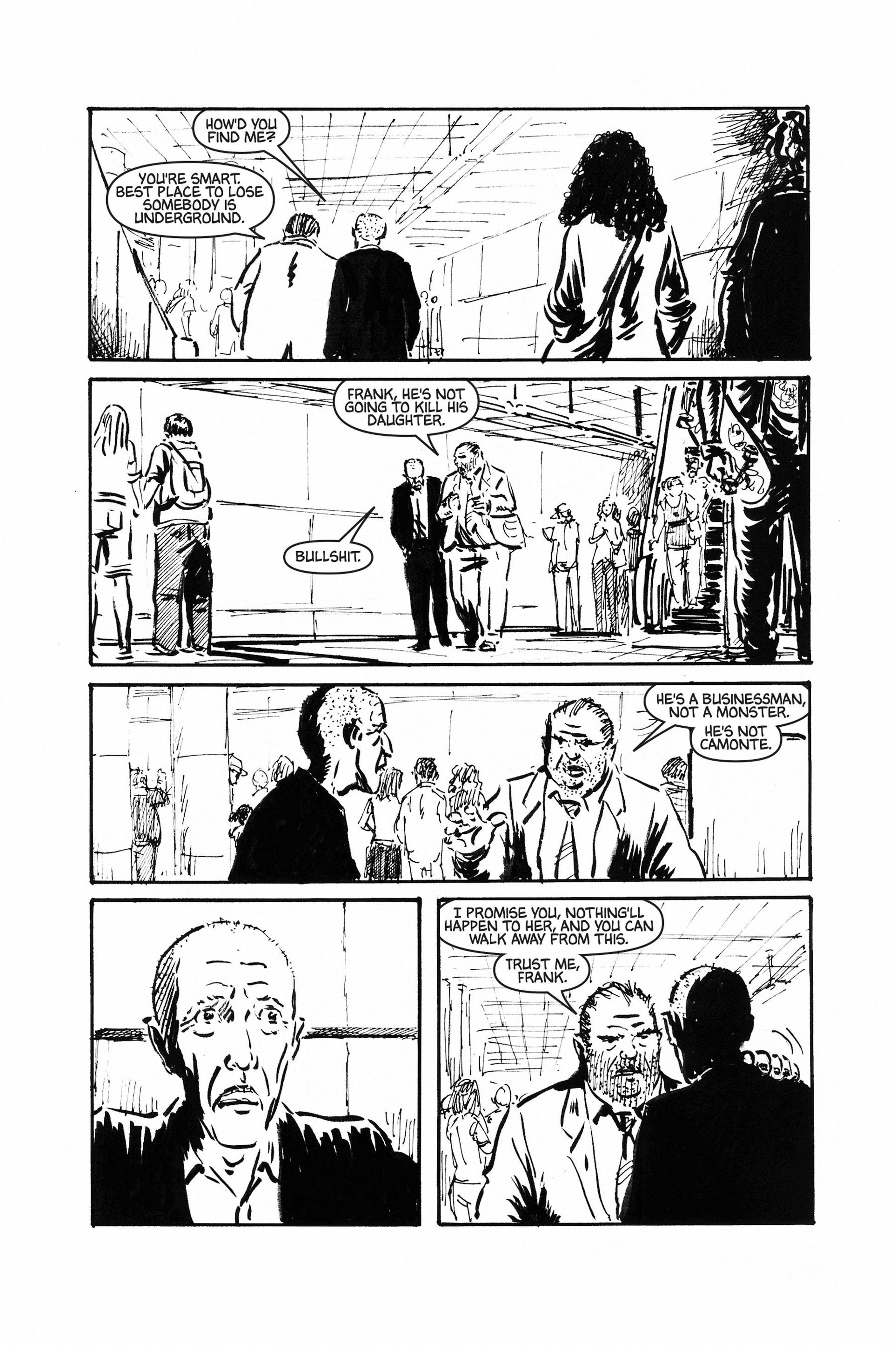 Read online Tumor comic -  Issue # TPB - 141