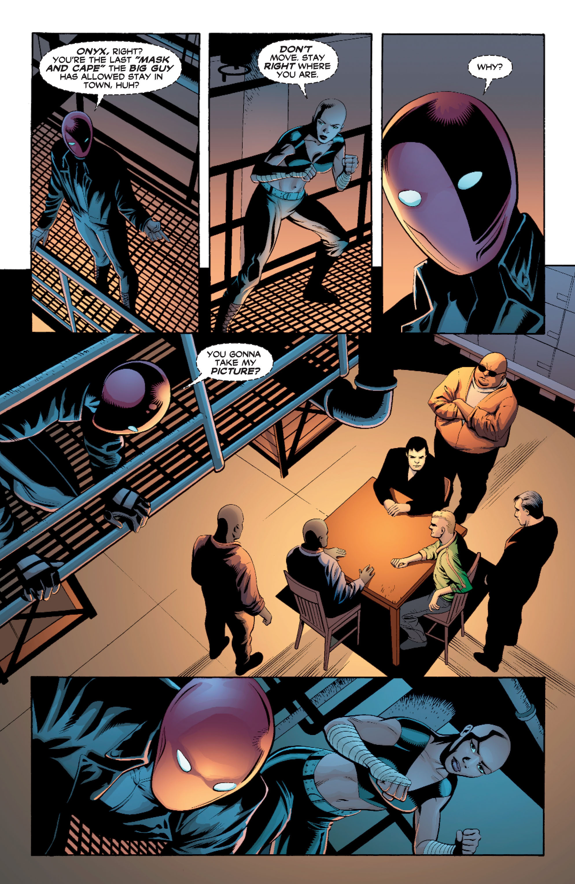 Read online Batman: Under The Red Hood comic -  Issue # Full - 130