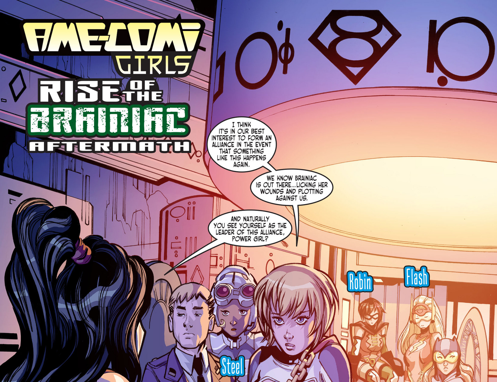 Read online Ame-Comi Girls comic -  Issue #6 - 3