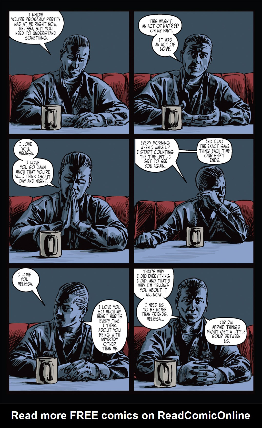 Read online Nightmare World comic -  Issue # Vol. 1 Thirteen Tales of Terror - 68
