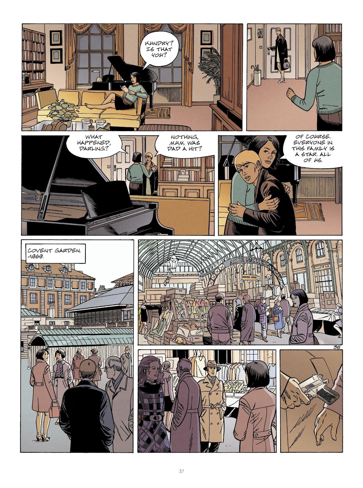 Read online Sherman comic -  Issue #7 - 37