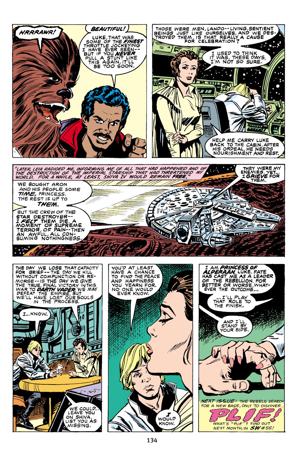 Read online Star Wars Omnibus comic -  Issue # Vol. 16 - 133
