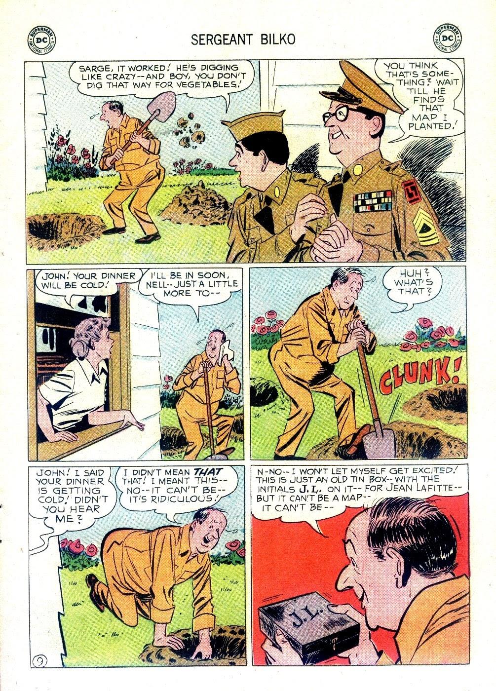 Sergeant Bilko issue 9 - Page 11