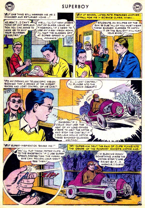 Superboy (1949) issue 70 - Page 23