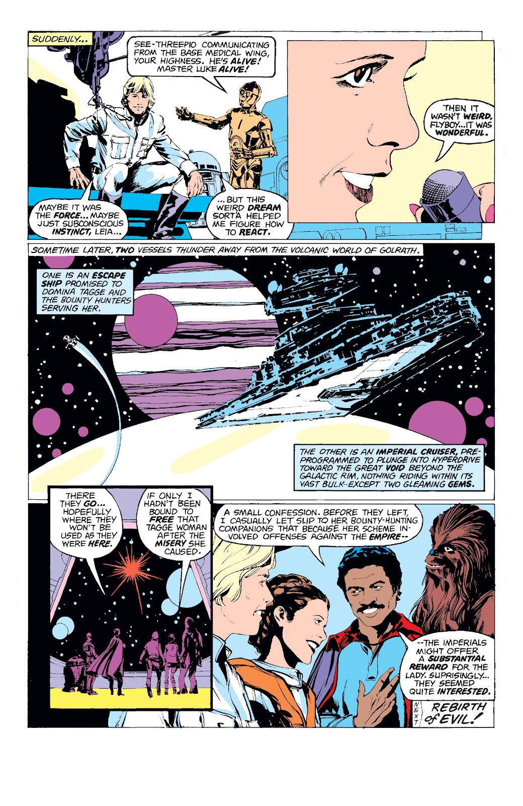 Read online Star Wars Legends: The Original Marvel Years - Epic Collection comic -  Issue # TPB 3 (Part 3) - 67