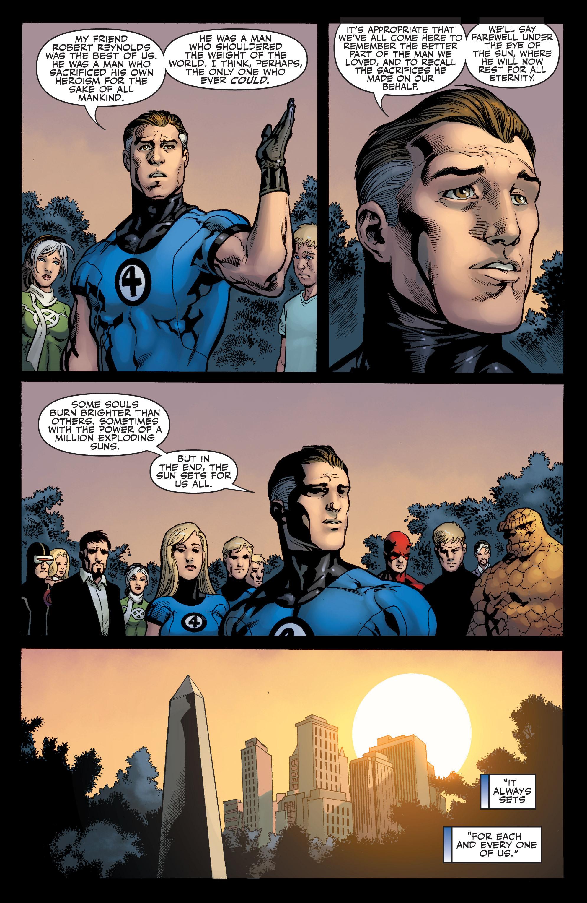 Read online Sentry: Fallen Sun comic -  Issue # Full - 23