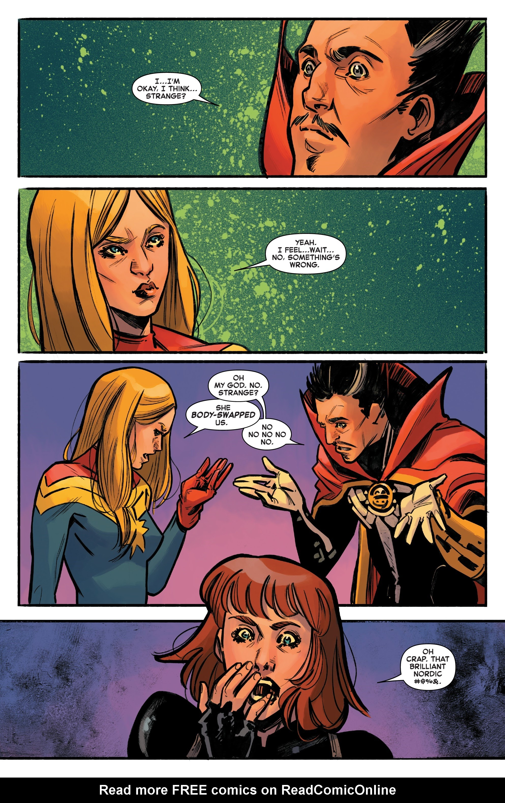 Read online Captain Marvel (2019) comic -  Issue #6 - 17