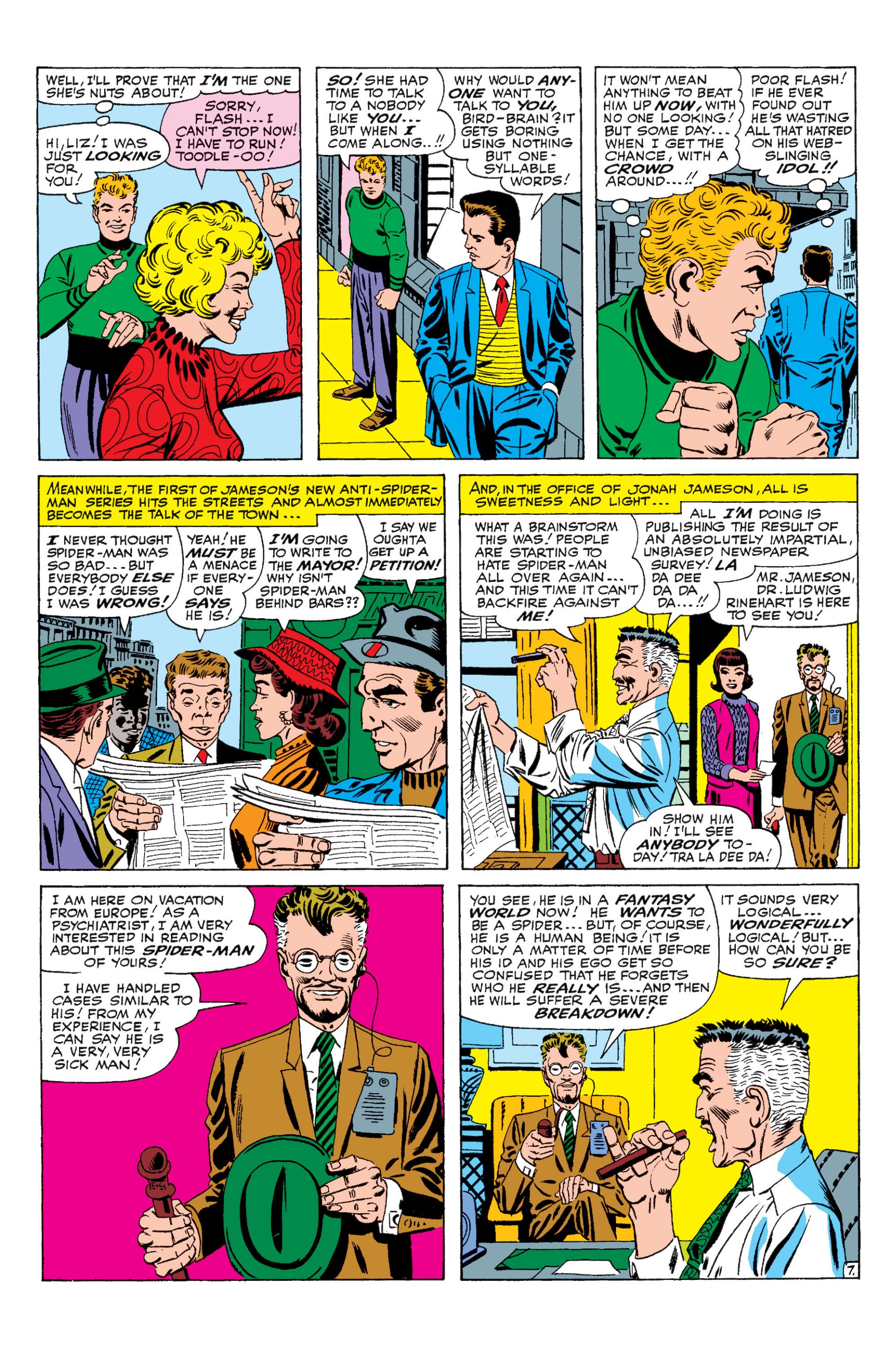 The Amazing Spider-Man (1963) 24 Page 7