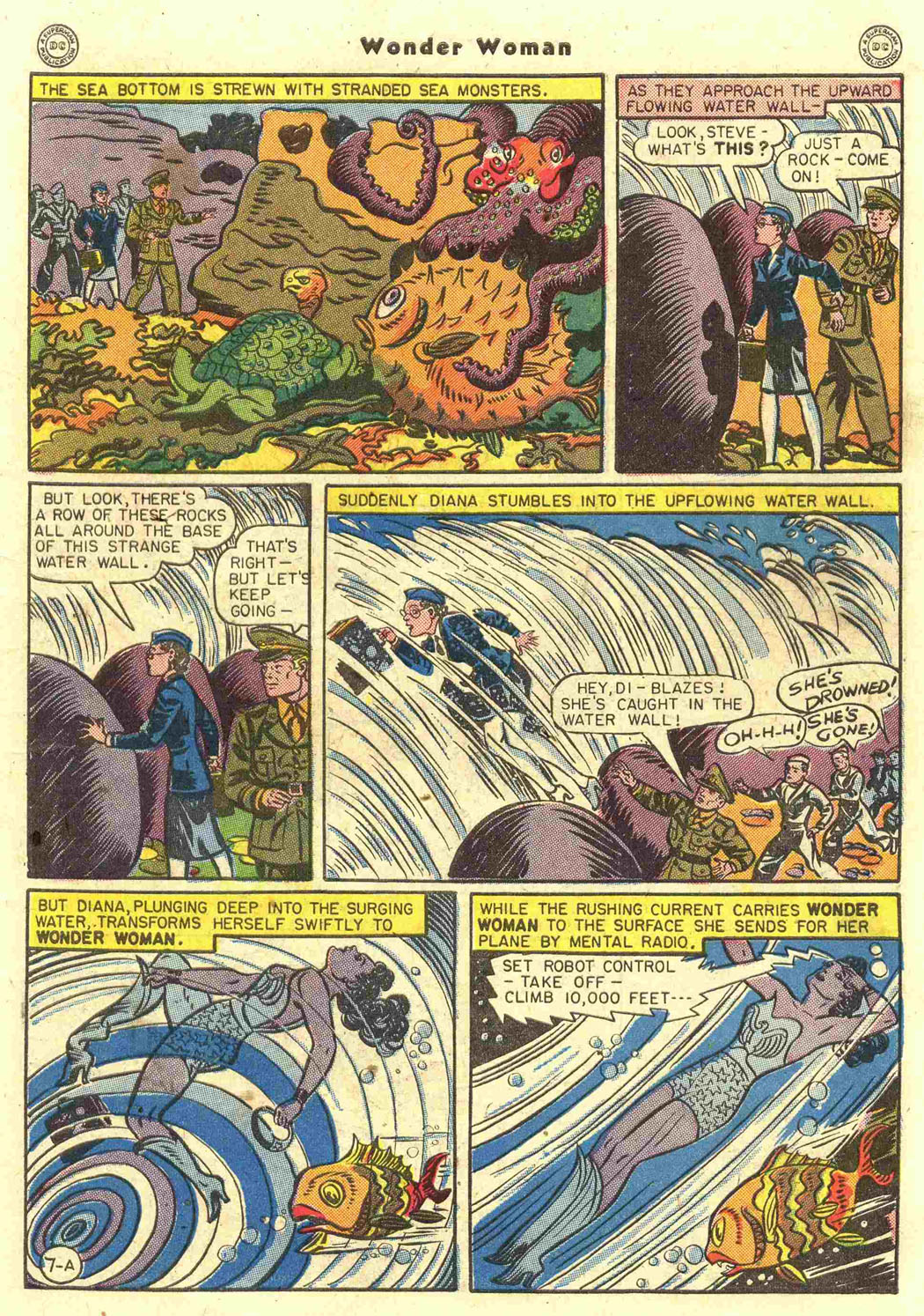 Read online Wonder Woman (1942) comic -  Issue #15 - 9