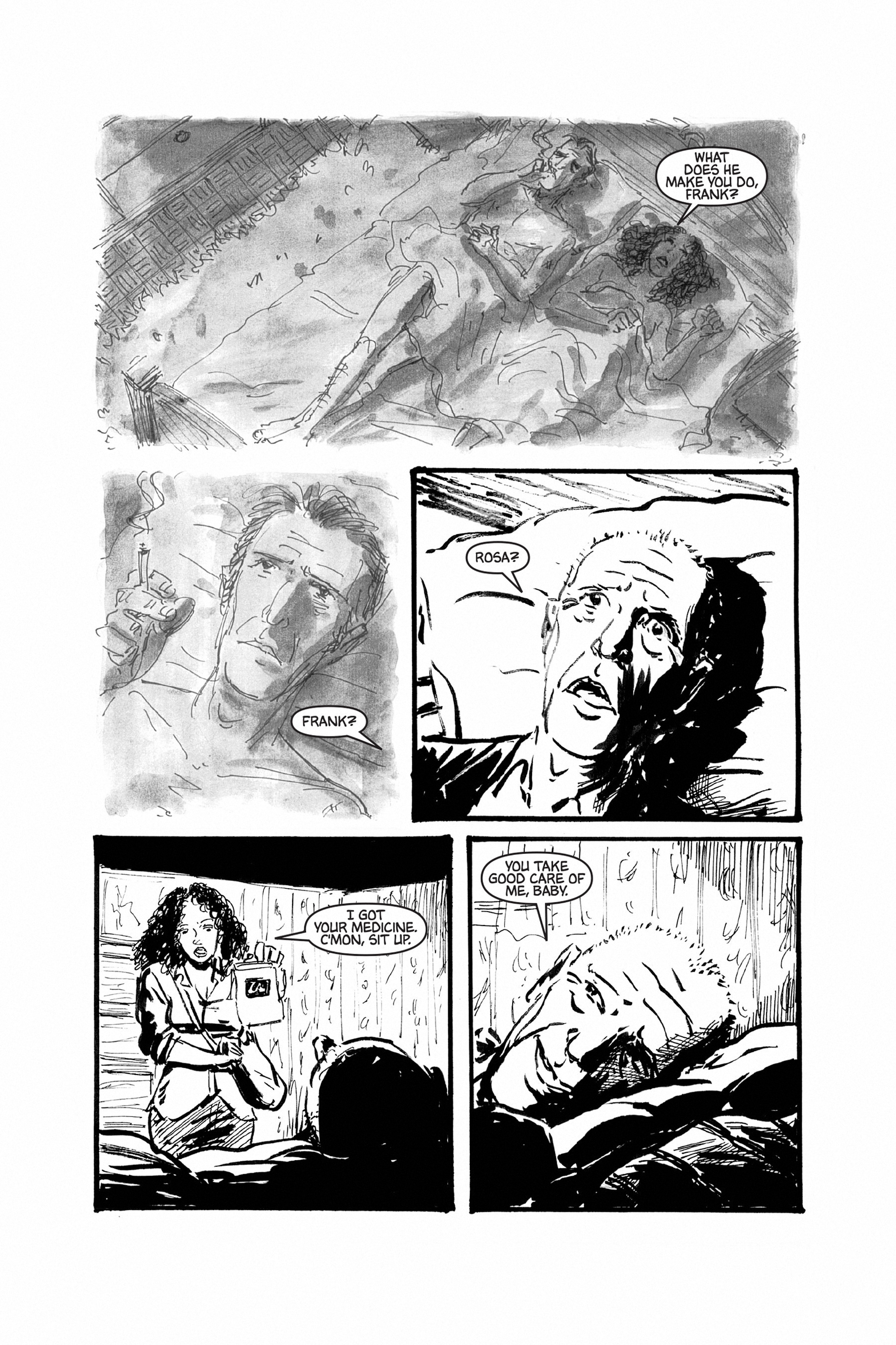Read online Tumor comic -  Issue # TPB - 123