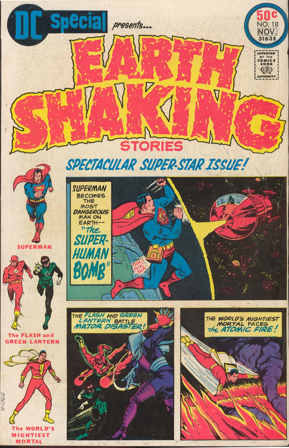 DC Special (1975) issue 18 - Page 1