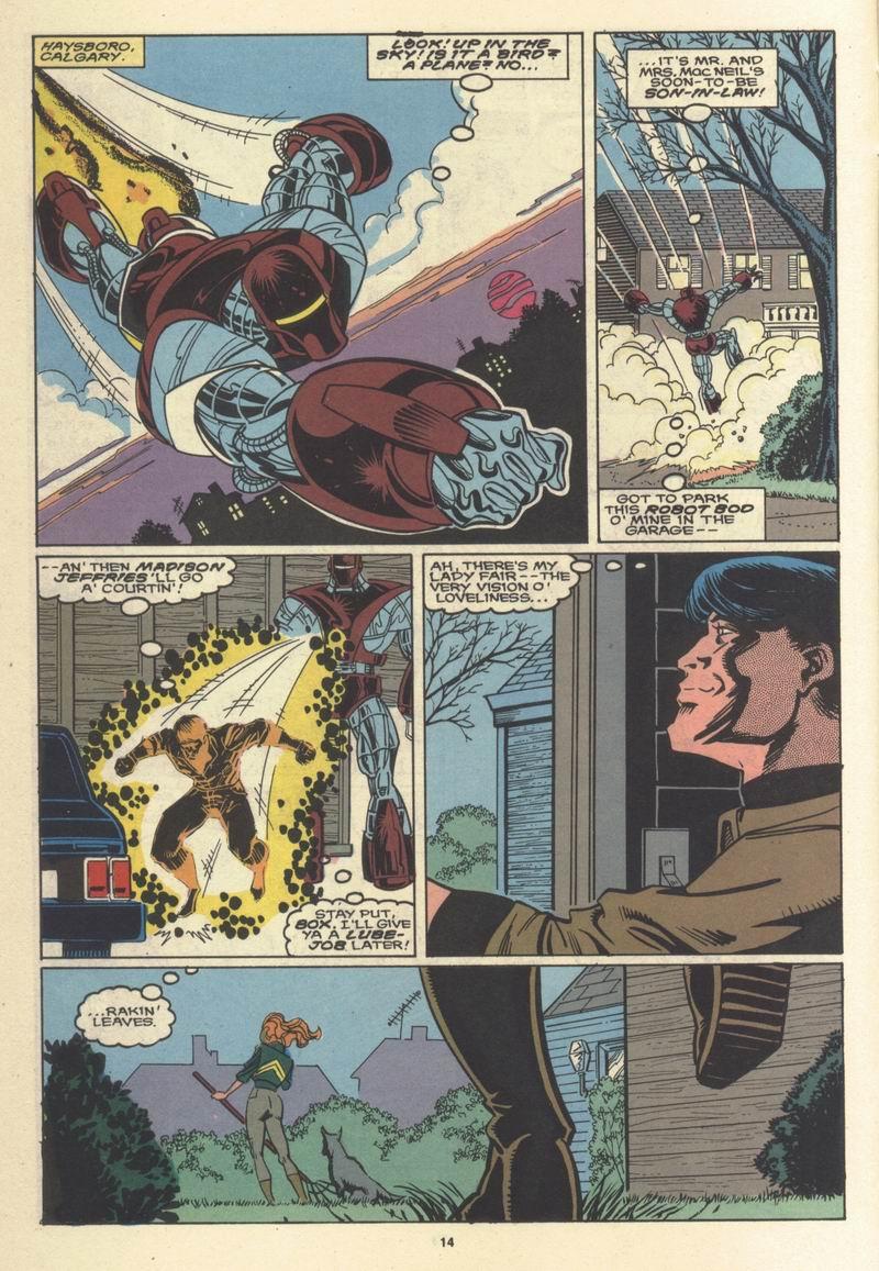 Read online Alpha Flight (1983) comic -  Issue #64 - 15