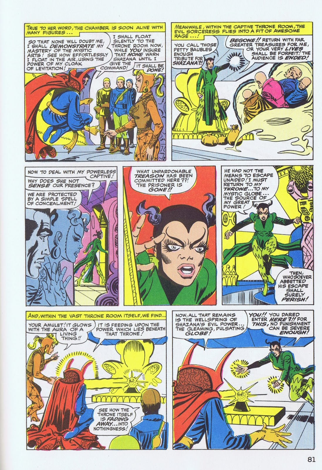 Doctor Strange: Master of the Mystic Arts issue TPB - Page 77