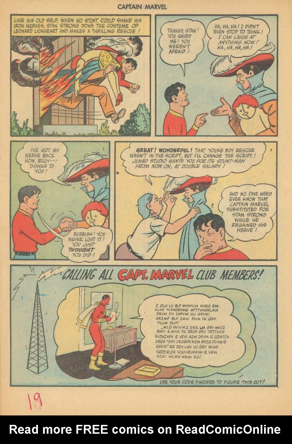 Captain Marvel Adventures issue 63 - Page 22