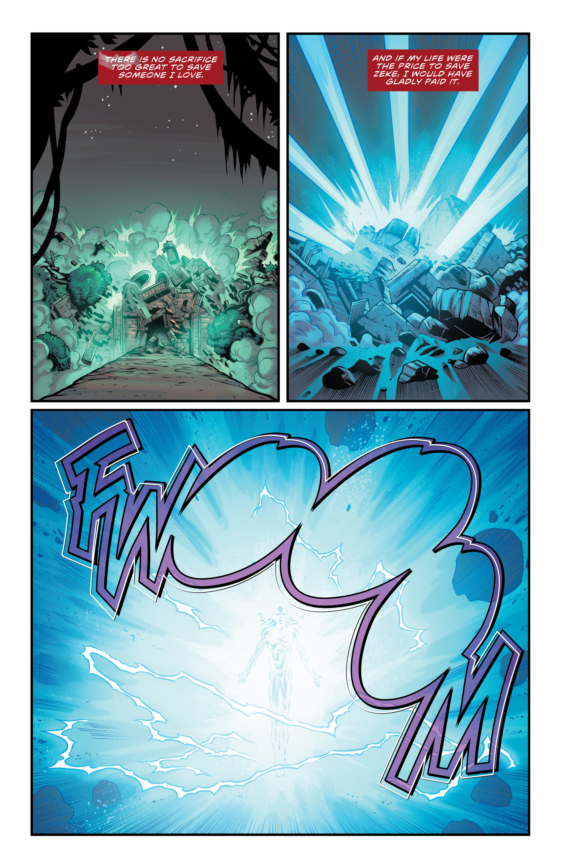 Read online Wonder Woman (2011) comic -  Issue #52 - 22