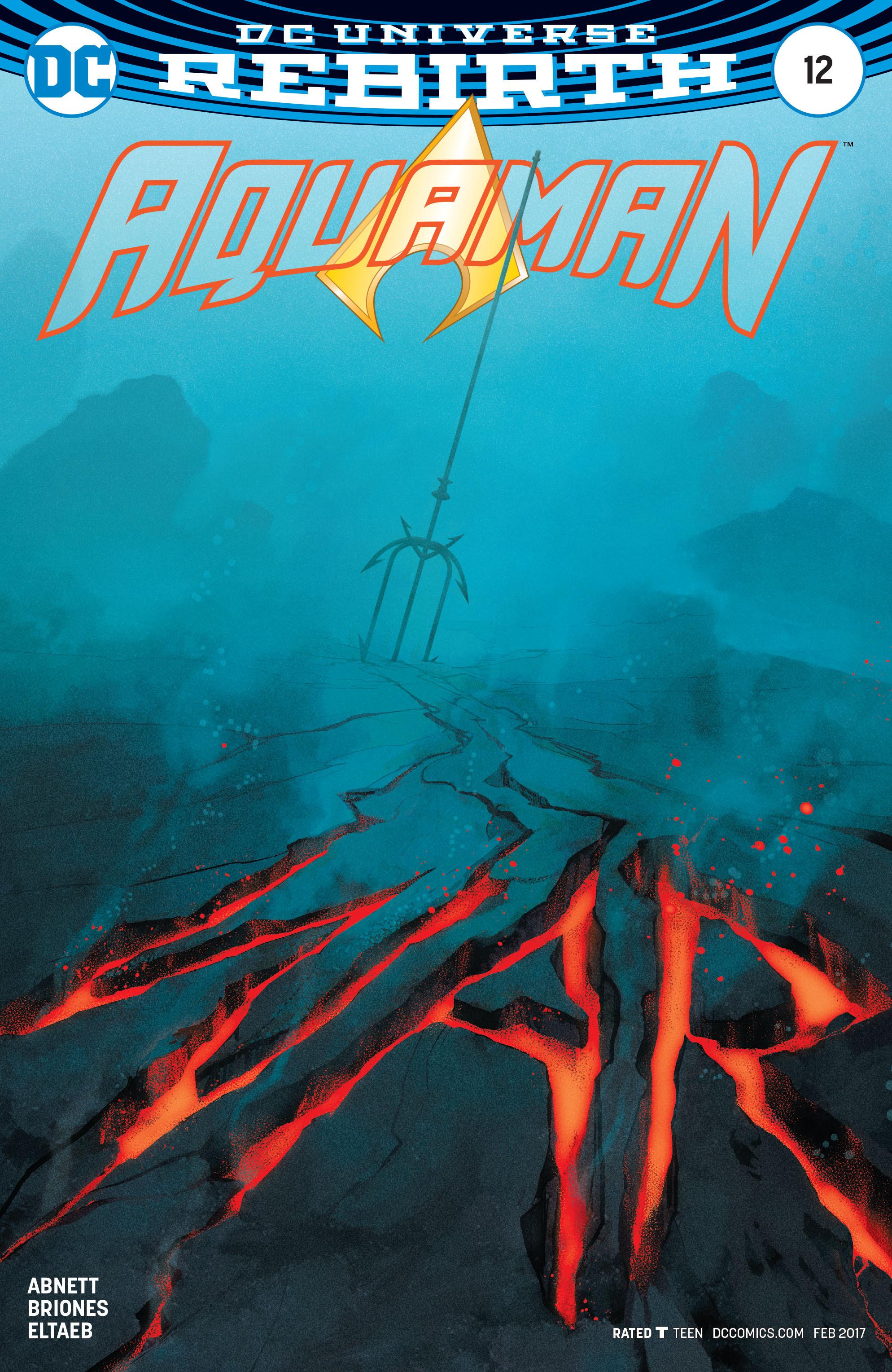 Read online Aquaman (2016) comic -  Issue #12 - 3