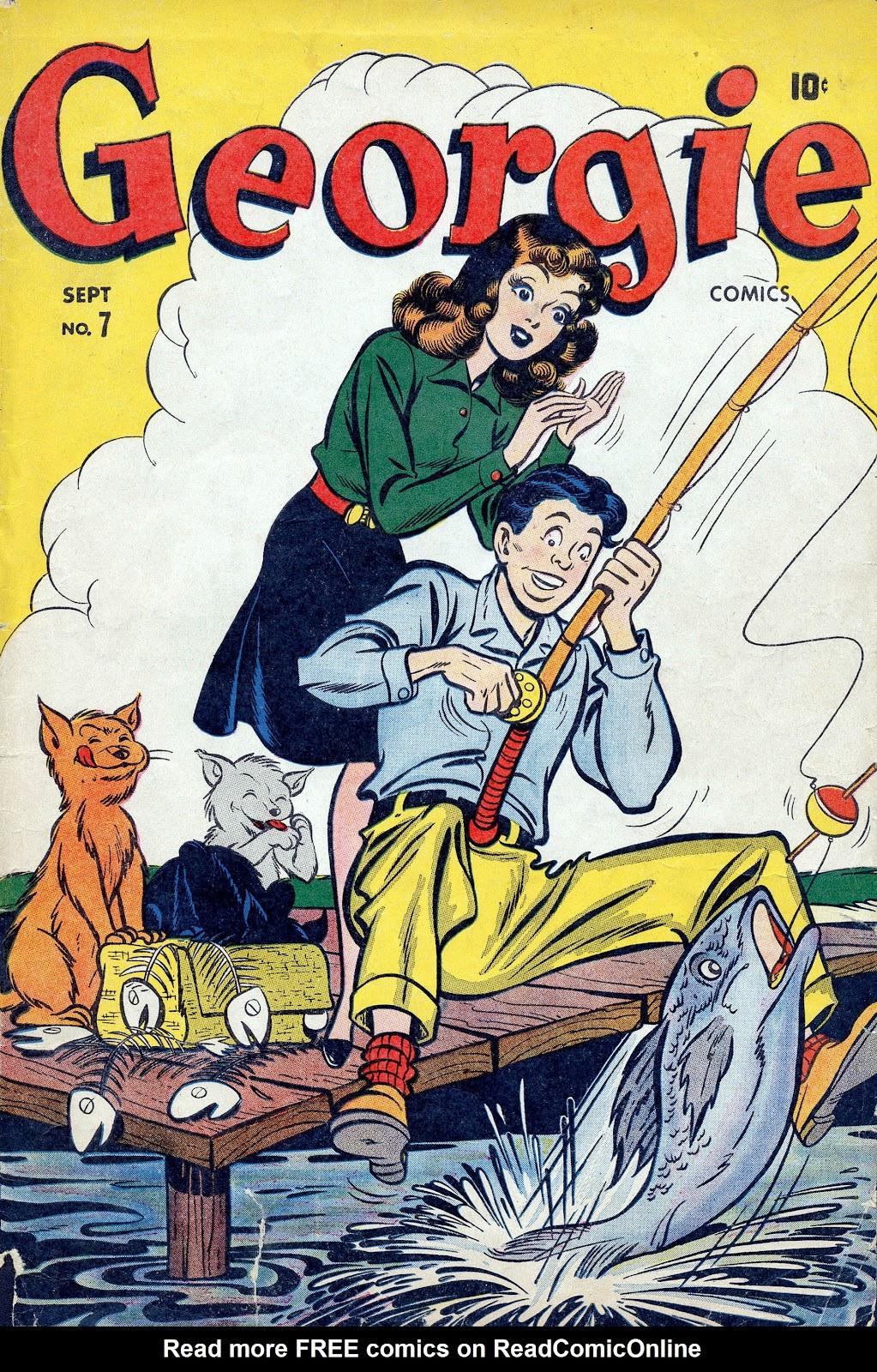 Georgie Comics 7 Page 1