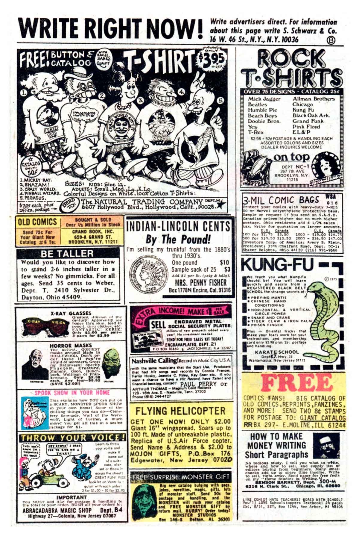Read online Shazam! (1973) comic -  Issue #15 - 72