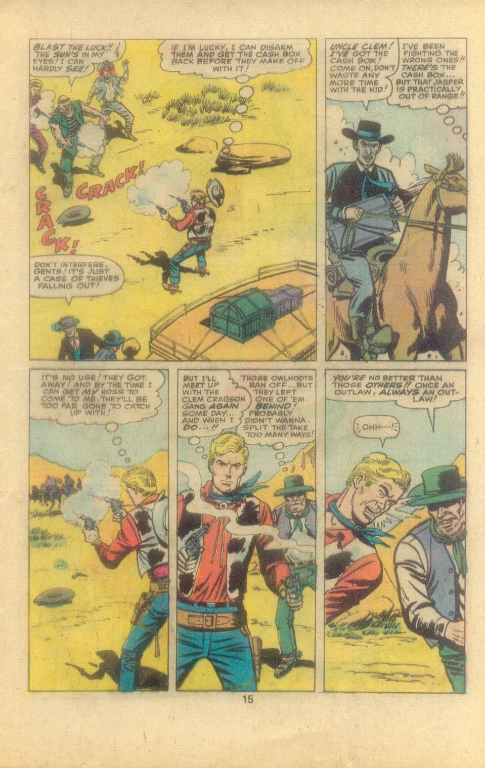 Kid Colt Outlaw issue 194 - Page 17