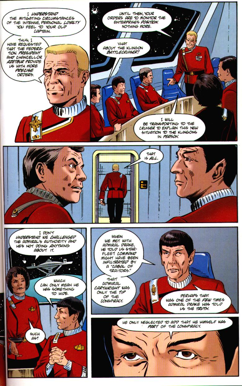 Read online Star Trek: The Ashes of Eden comic -  Issue # Full - 76