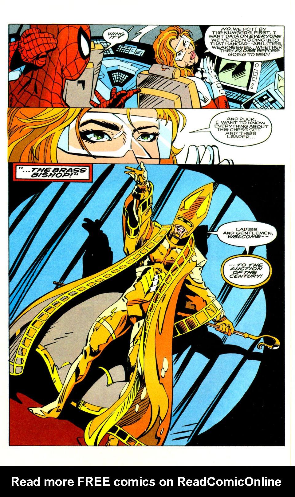 Read online Alpha Flight (1983) comic -  Issue #121 - 13