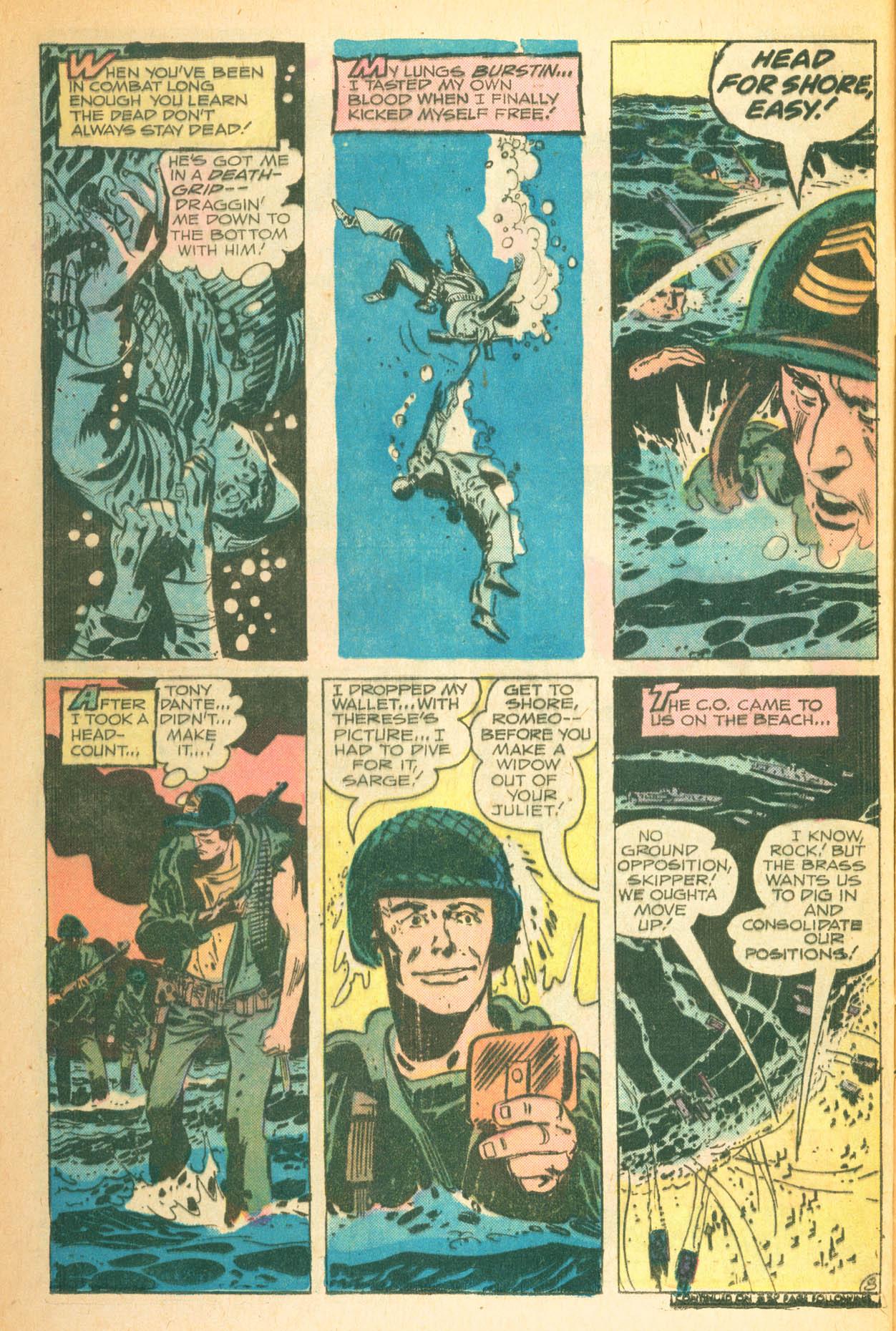 Read online Sgt. Rock comic -  Issue #302 - 12