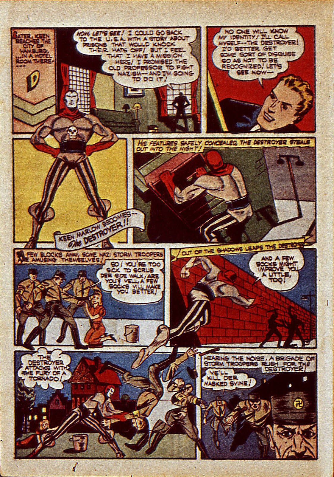 Mystic Comics (1940) issue 6 - Page 13