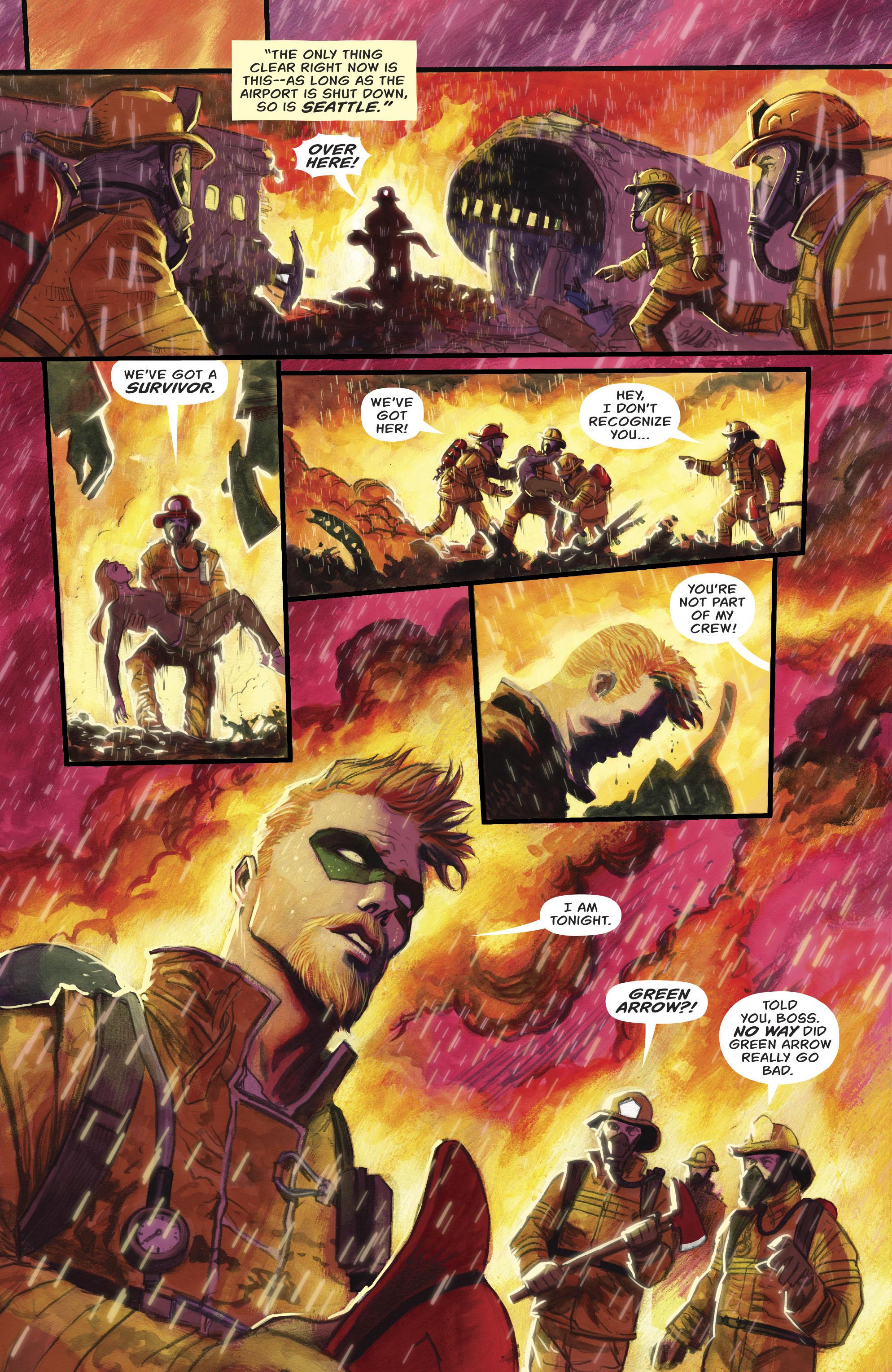 Read online Green Arrow (2016) comic -  Issue #22 - 5