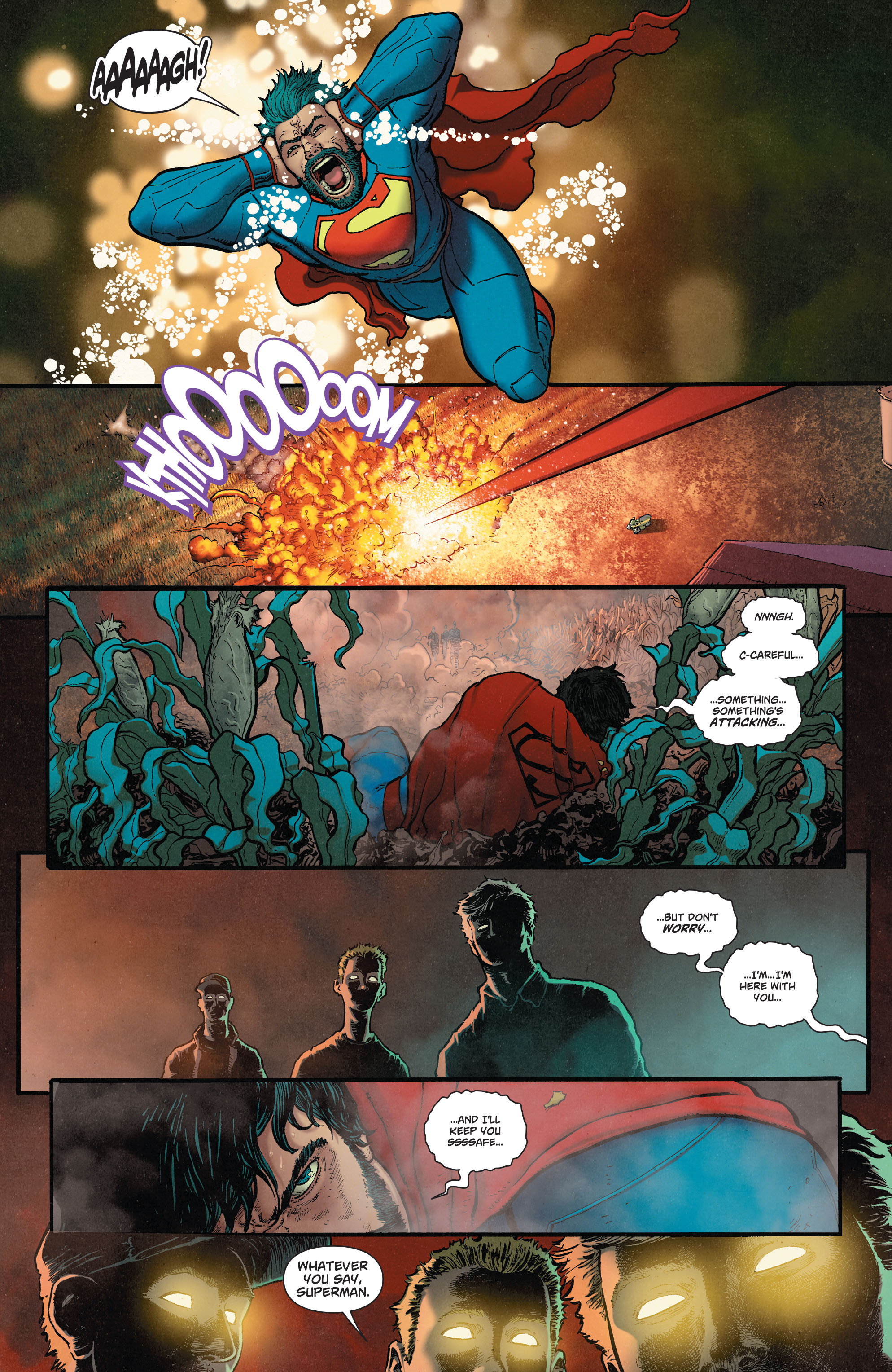 Read online Action Comics (2011) comic -  Issue #37 - 4