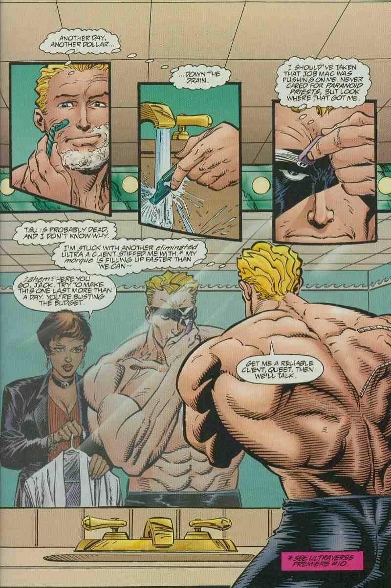 Read online Ultraverse Premiere comic -  Issue #11 - 3