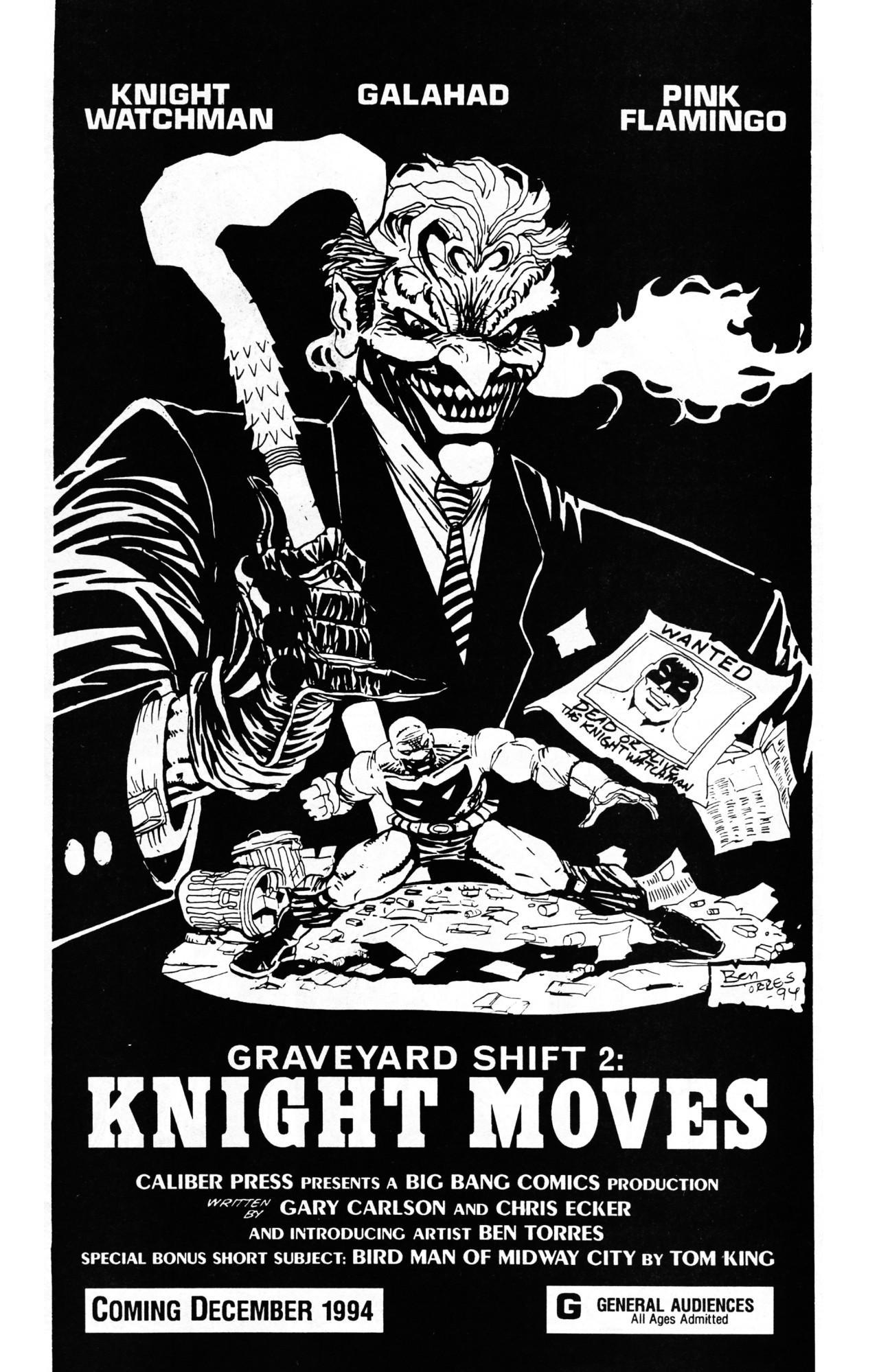 Read online Dr. Weird (1994) comic -  Issue #1 - 26