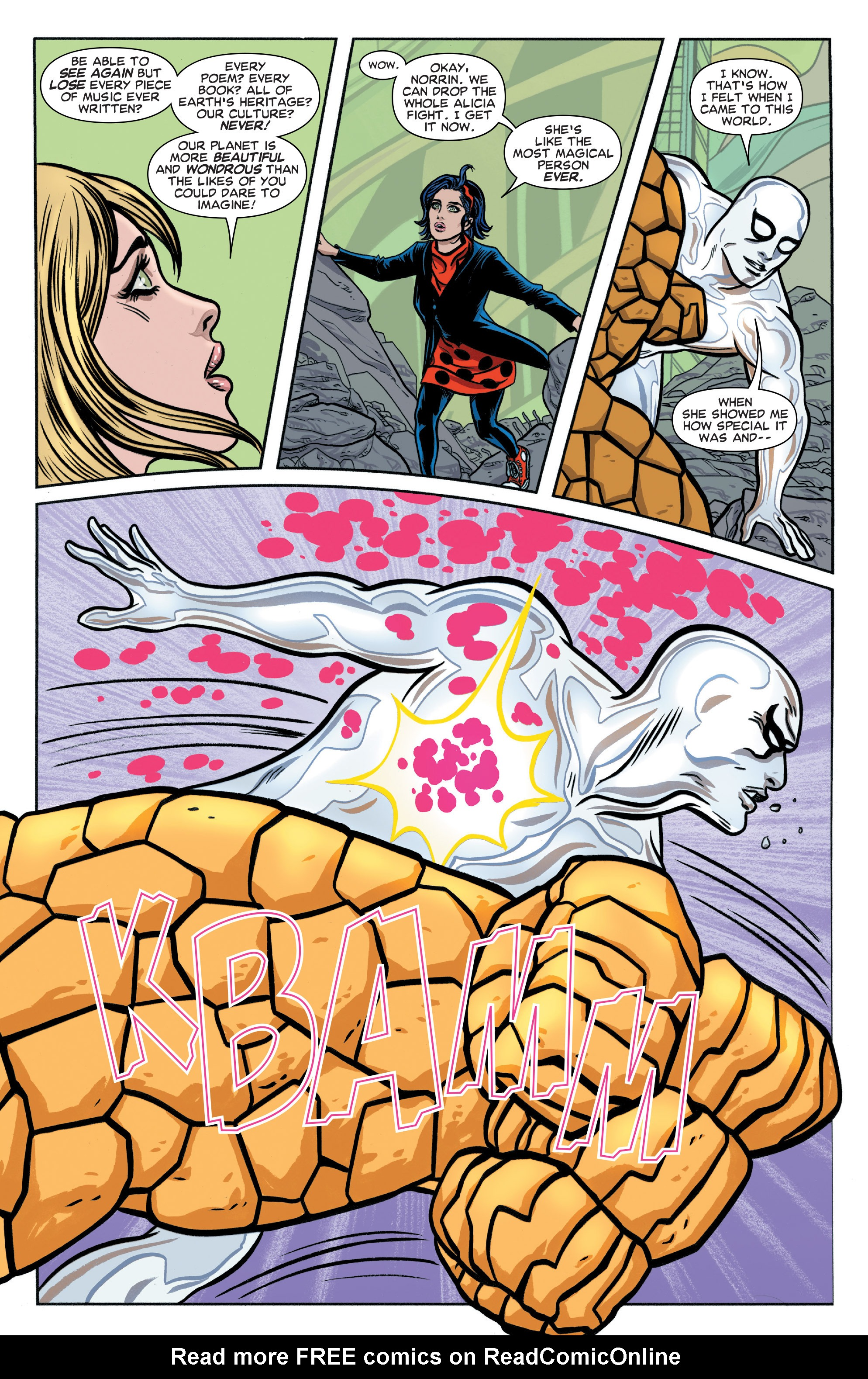 Read online Silver Surfer (2016) comic -  Issue #3 - 12