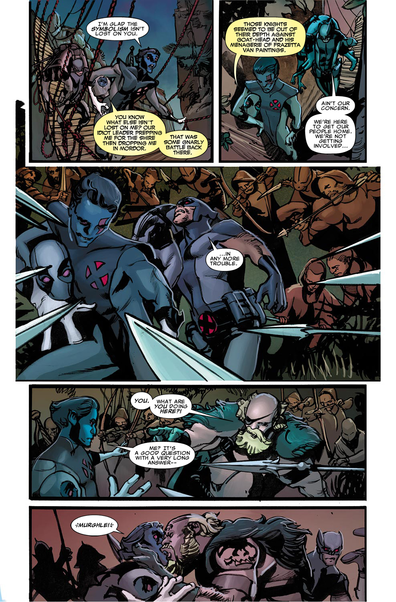 Uncanny X-Force (2010) #21 #23 - English 15