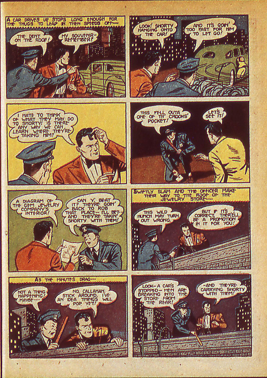 Read online Detective Comics (1937) comic -  Issue #42 - 61