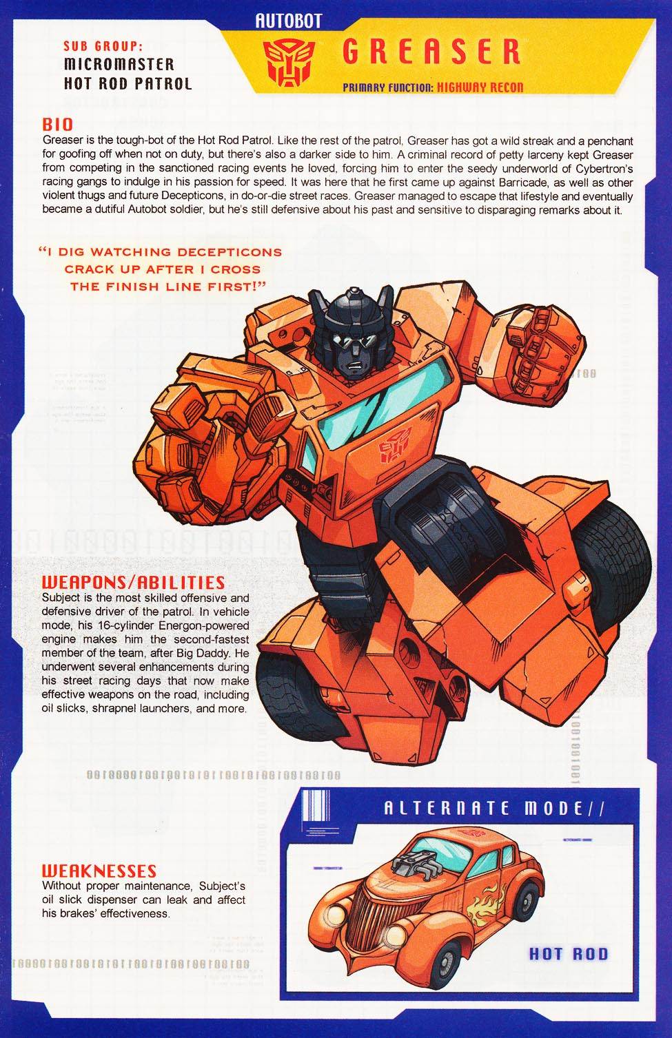 Read online Transformers: More than Meets the Eye comic -  Issue #3 - 5