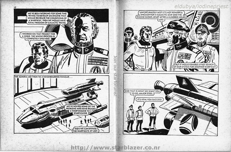 Starblazer issue 60 - Page 8