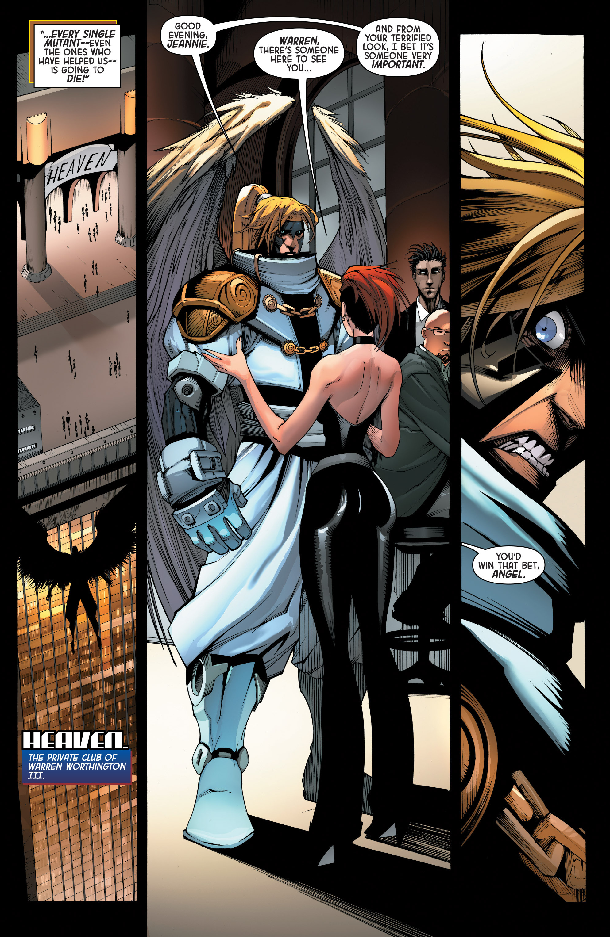 Read online Age of Apocalypse (2015) comic -  Issue #2 - 14
