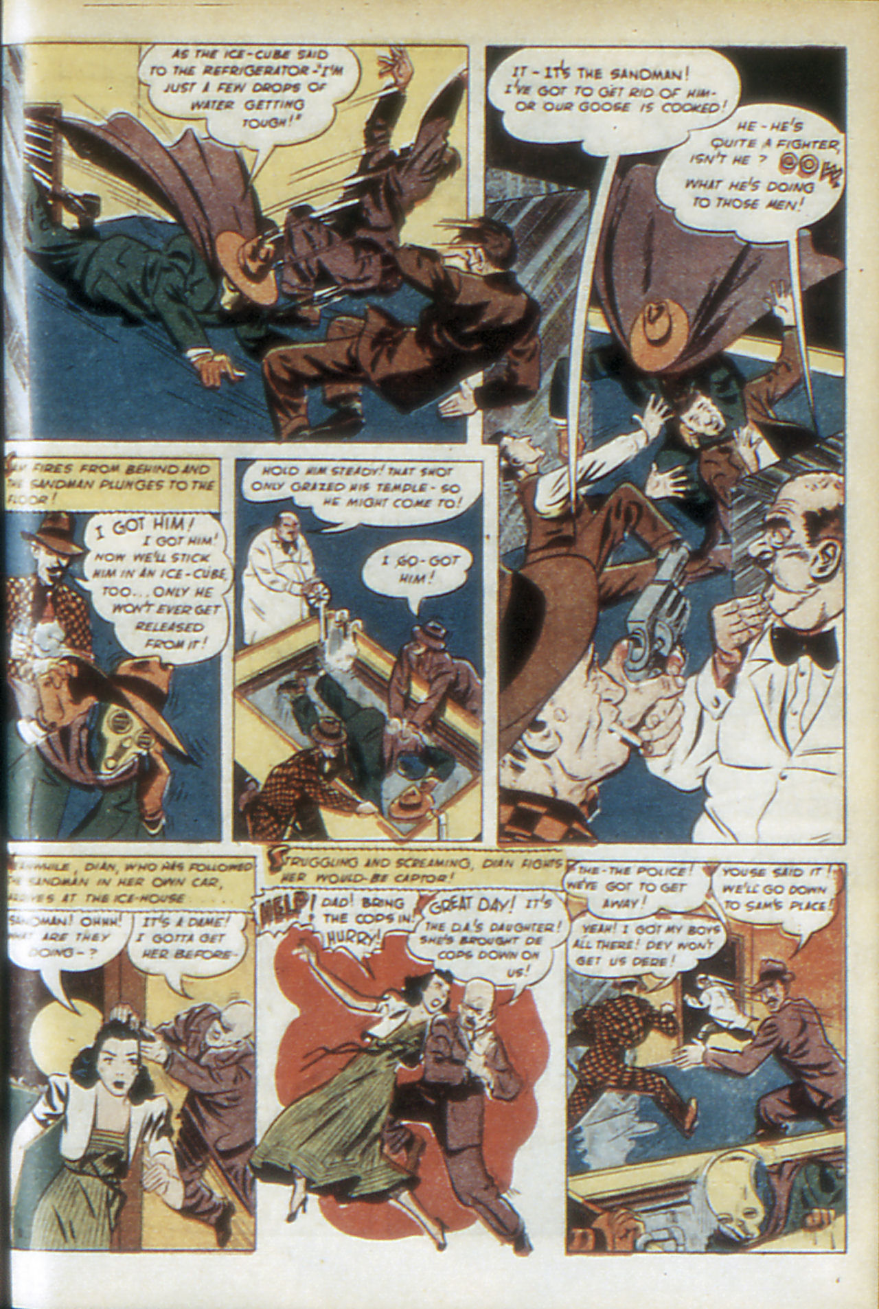 Read online Adventure Comics (1938) comic -  Issue #68 - 62