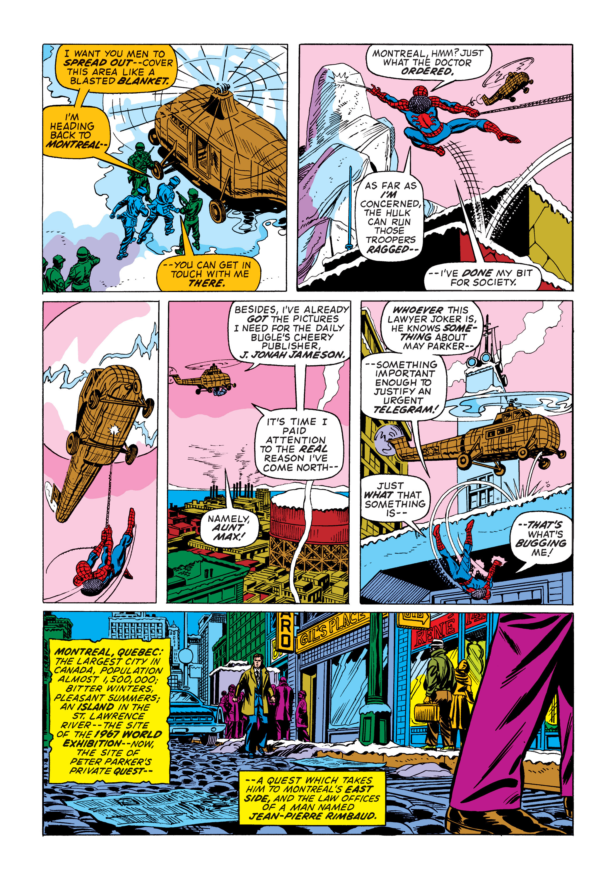 The Amazing Spider-Man (1963) 120 Page 5
