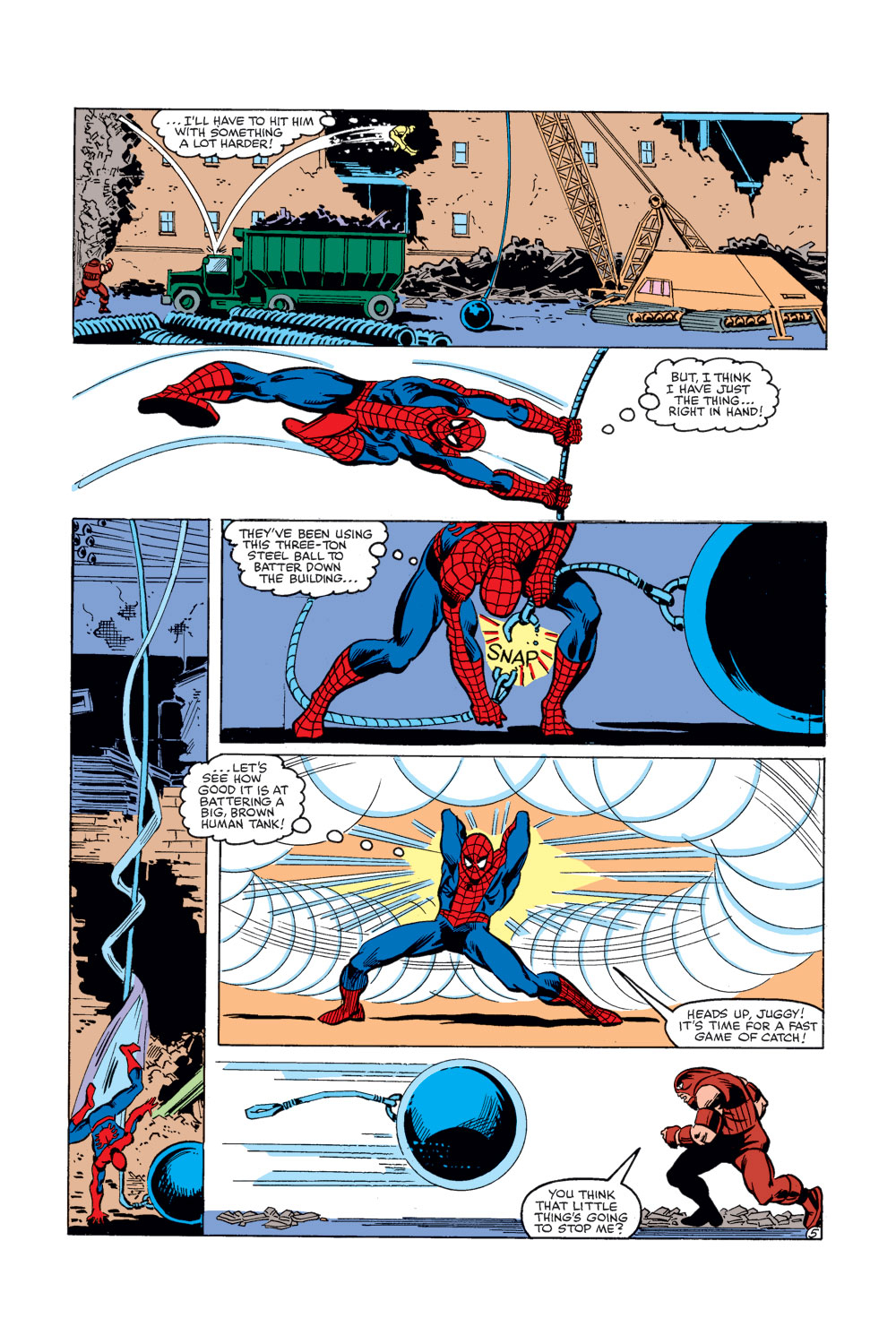 The Amazing Spider-Man (1963) 230 Page 5