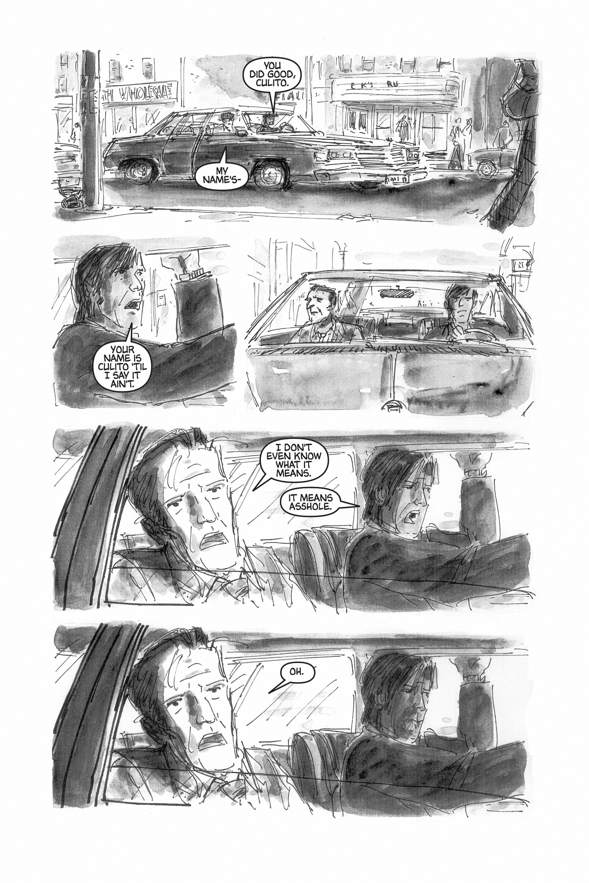 Read online Tumor comic -  Issue # TPB - 119