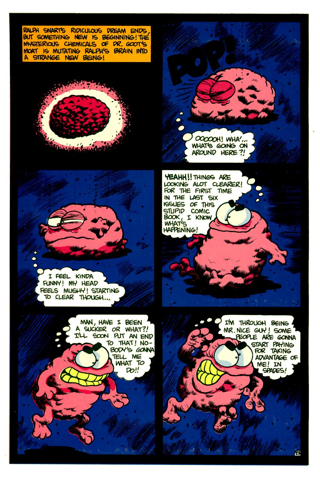 Ralph Snart Adventures (1988) issue 6 - Page 24