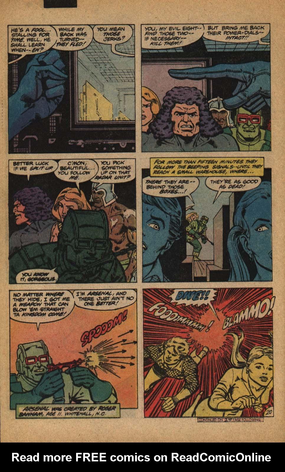 Read online Adventure Comics (1938) comic -  Issue #485 - 28