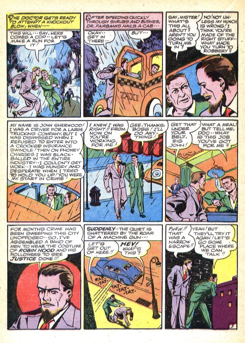 Green Hornet Comics issue 7 - Page 31